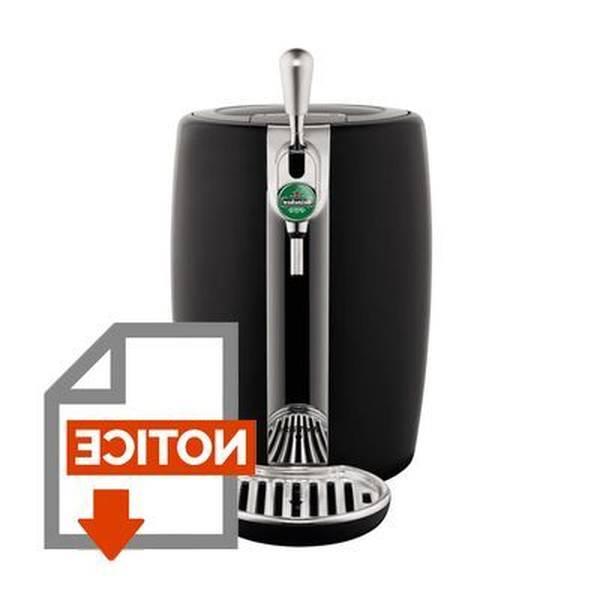Krups vb700800 machine à bière fut compatible