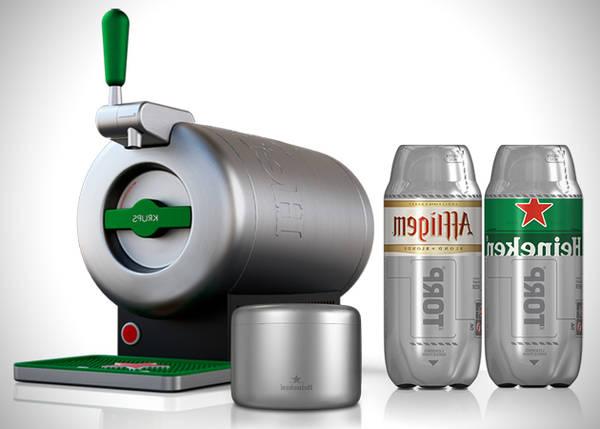 Machine à bière philips en panne