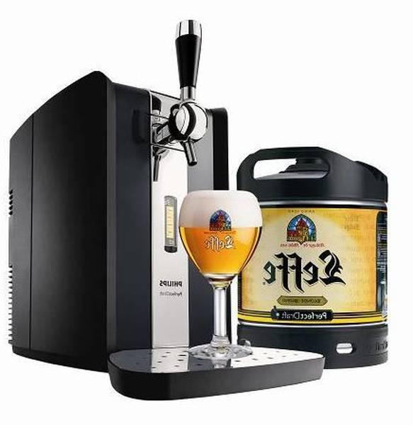 Machine à panaché biere