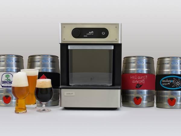 Machine à biere krups problème voyant reste rouge