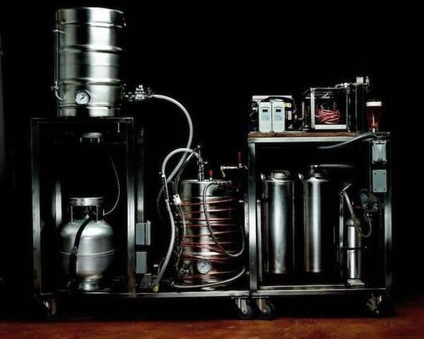 Adaptateur machine à bière