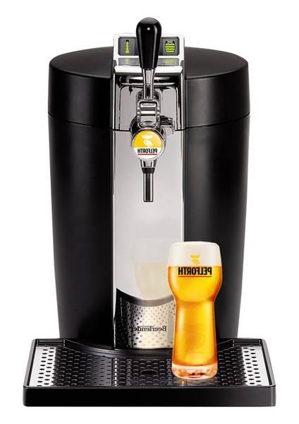 Vue éclatée machine à bière seb