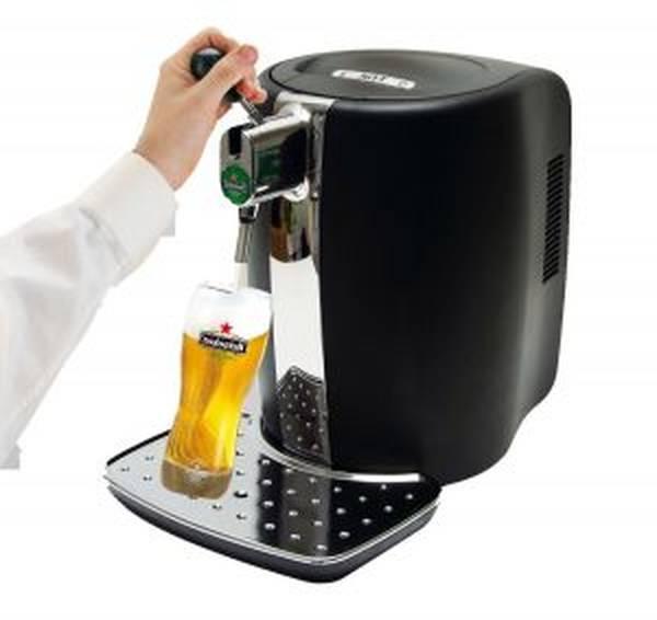 Machine à bière 5l noir yy2932fd beertender