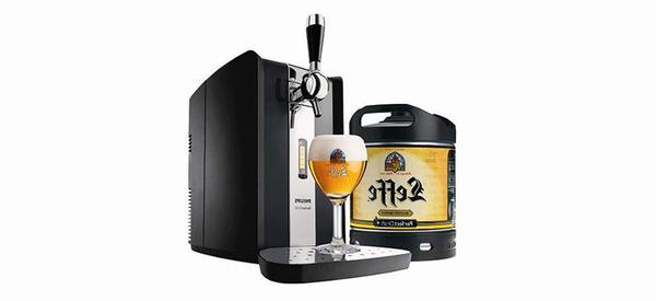 Machine à biere double