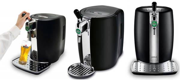 Machine à bière pression krups