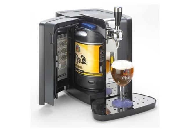 Compresseur pour machine à bière