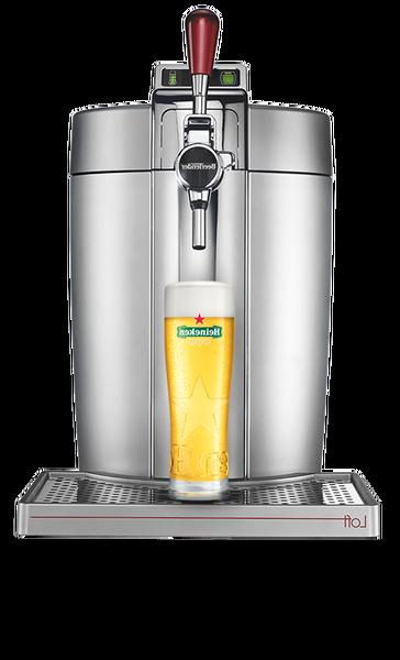 La machine à bière h.koenig bw1778