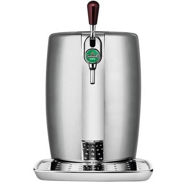 Machine à bière beer draft rouge