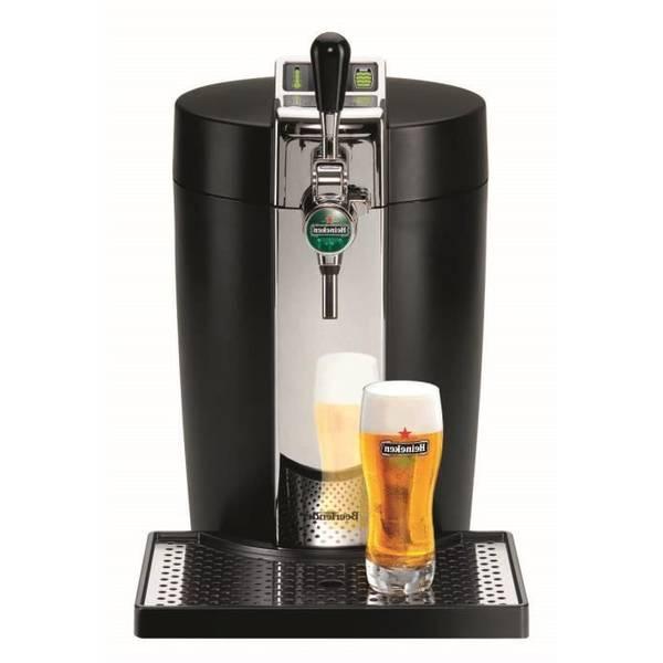 Machine à pression biere