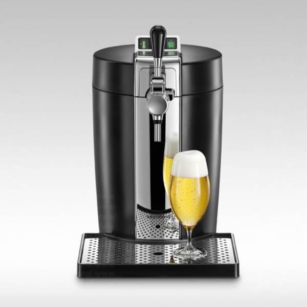 Fut de 5 l vide pour machine à bière